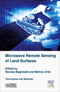 Cover image for Microwave Remote Sensing of Land Surfaces
