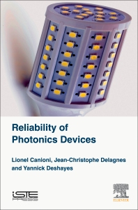 Cover image for Reliability of Photonics Devices