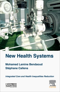 Book cover image for New Health Systems