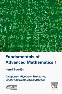 Cover image for Fundamentals of Advanced Mathematics 1