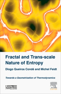 Cover image for Fractal and Trans-scale Nature of Entropy
