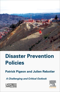Disaster Prevention Policies - 1st Edition - ISBN: 9781785481963, 9780081017913