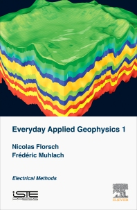 Cover image for Everyday Applied Geophysics 1
