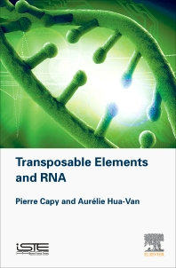 Cover image for Transposable Elements and RNA