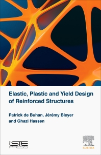 Book cover image for Elastic, Plastic and Yield Design of Reinforced Structures