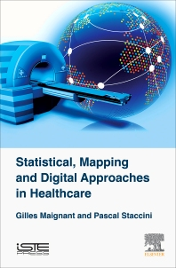 Cover image for Statistical, Mapping and Digital Approaches in Healthcare