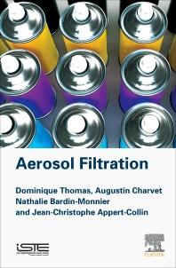 Cover image for Aerosol Filtration