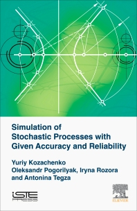 Cover image for Simulation of Stochastic Processes with Given Accuracy and Reliability