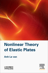 Book cover image for Nonlinear Theory of Elastic Plates