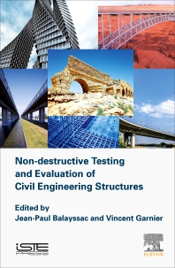 Cover image for Non-destructive Testing and Evaluation of Civil Engineering Structures