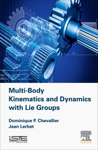 Cover image for Multi-Body Kinematics and Dynamics with Lie Groups