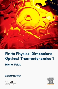 Cover image for Finite Physical Dimensions Optimal Thermodynamics 1