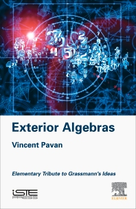 Cover image for Exterior Algebras