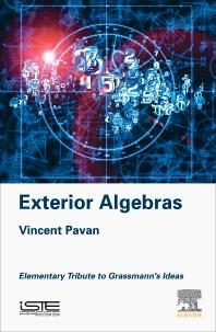 Book cover image for Exterior Algebras