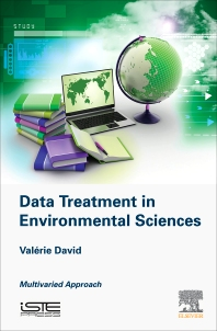 Book cover image for Data Treatment in Environmental Sciences