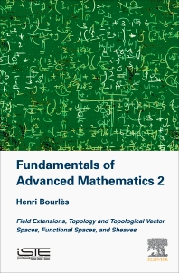 Cover image for Fundamentals of Advanced Mathematics 2
