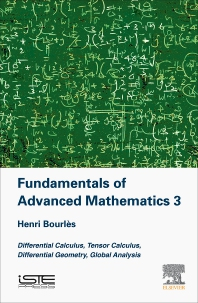 Cover image for Fundamentals of Advanced Mathematics V3