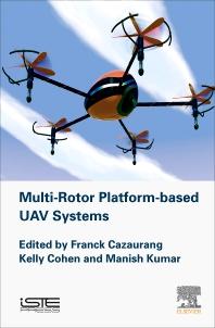 Cover image for Multi-rotor Platform Based UAV Systems