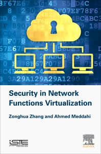 Cover image for Security in Network Functions Virtualization