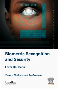 Cover image for Biometric Recognition and Security