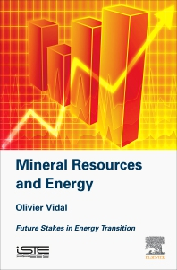 Cover image for Mineral Resources and Energy