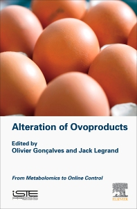 Alteration of Ovoproducts - 1st Edition - ISBN: 9781785482717, 9780081023815