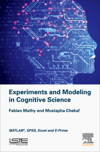 Cover image for Experiments and Modeling in Cognitive Science
