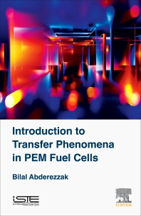 Cover image for Introduction to Transfer Phenomena in PEM Fuel Cells