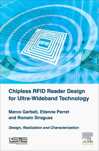 Cover image for Chipless RFID Reader Design for Ultra-Wideband Technology