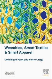 Cover image for Wearables, Smart Textiles & Smart Apparel