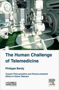 Cover image for The Human Challenge of Telemedicine