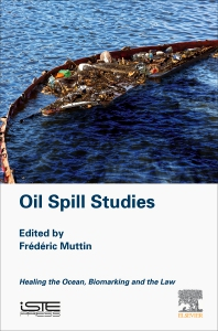 cover of Oil Spill Studies - 1st Edition