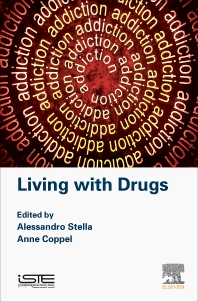 Cover image for Living with Drugs