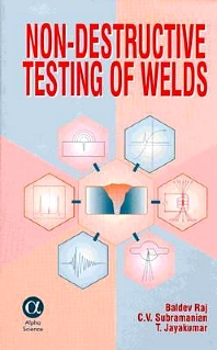 Cover image for Non-Destructive Testing of Welds