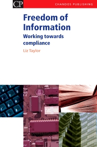Freedom of Information - 1st Edition - ISBN: 9781843341031, 9781780630694