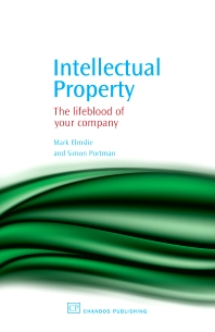 Intellectual Property, 1st Edition,Mark Elmslie,Simon Portman,ISBN9781843341352