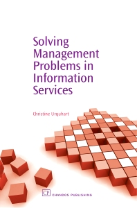 Cover image for Solving Management Problems in Information Services