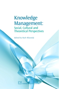 Knowledge Management - 1st Edition - ISBN: 9781843341390, 9781780631981