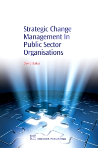 Cover image for Strategic Change Management in Public Sector Organisations