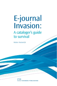 Cover image for E-Journal Invasion