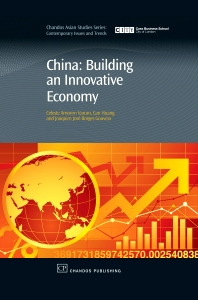 Cover image for China: Building An Innovative Economy