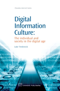 Cover image for Digital Information Culture
