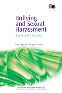 Bullying and Sexual Harassment - 1st Edition - ISBN: 9781843342083, 9781780631493