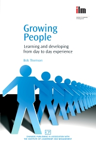 Cover image for Growing People
