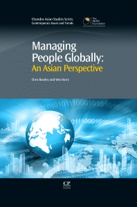 Cover image for Managing People Globally