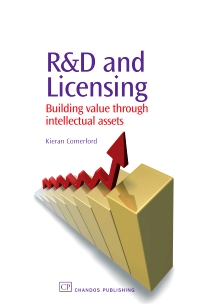 R&D and Licensing - 1st Edition - ISBN: 9781843342366, 9781780631554