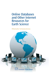 Cover image for Online Databases and Other Internet Resources for Earth Science