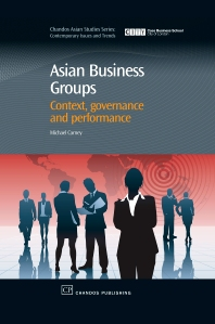 Cover image for Asian Business Groups