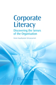 Corporate Literacy - 1st Edition - ISBN: 9781843342618, 9781780631561