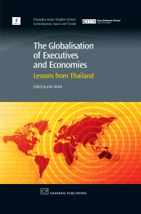 Cover image for The Globalisation of Executives and Economies